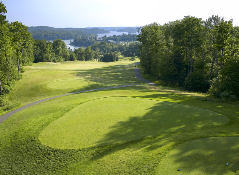 Deerhurst Resort-Deerhurst Highlands Golf Course<br/>Image from Leonardo