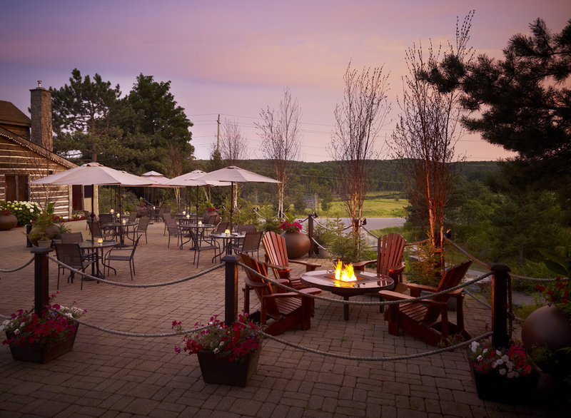 Deerhurst Resort-The Antler Steakhouse<br/>Image from Leonardo