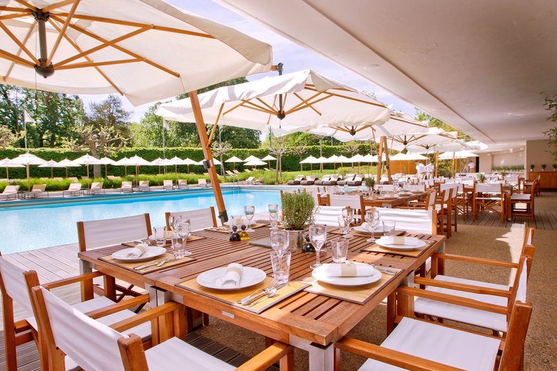 InterContinental Geneve-Poolside Restaurant and Lounge<br/>Image from Leonardo