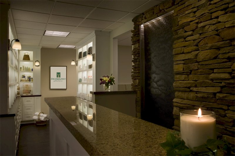 Deerhurst Resort-Spa Reception<br/>Image from Leonardo