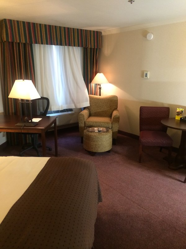 Holiday Inn Selma-Swancourt-King Feature Suite Chair View<br/>Image from Leonardo