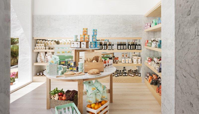 Hotel Puente Romano-Rachel's - Organic Food<br/>Image from Leonardo