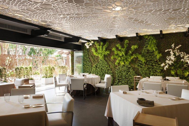 Hotel Puente Romano-Dani Garcia**Michelin Restaurant<br/>Image from Leonardo