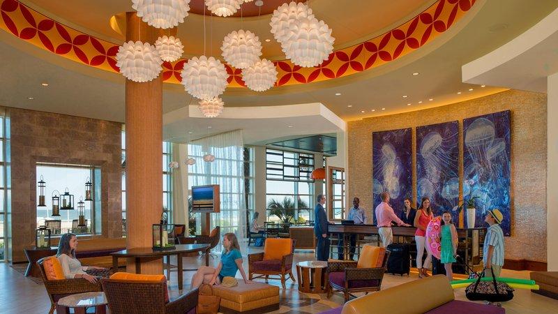 Hilton Garden Inn Virginia Beach Oceanfront-Lobby<br/>Image from Leonardo