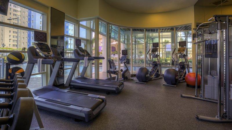 Hilton Garden Inn Virginia Beach Oceanfront-Fitness Center<br/>Image from Leonardo