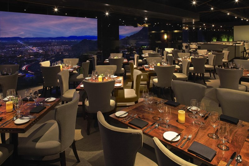 Pointe Hilton Tapatio Cliffs - Overview of Dining Room <br/>Image from Leonardo