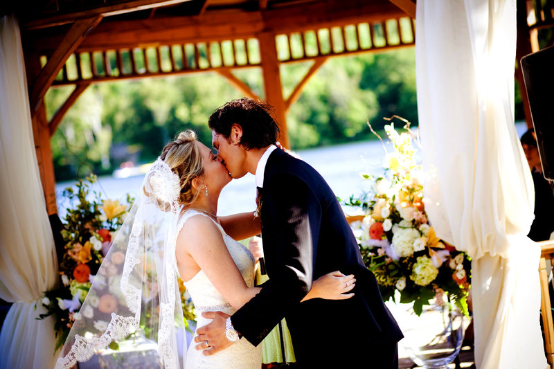 Deerhurst Resort-Wedding at the beach<br/>Image from Leonardo