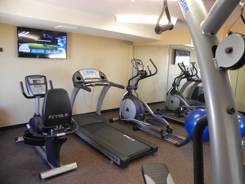 Best Western View of Lake Powell Hotel-Fitness Room<br/>Image from Leonardo