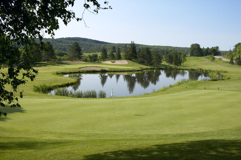 Deerhurst Resort-Deerhurst Lakeside Golf Course<br/>Image from Leonardo