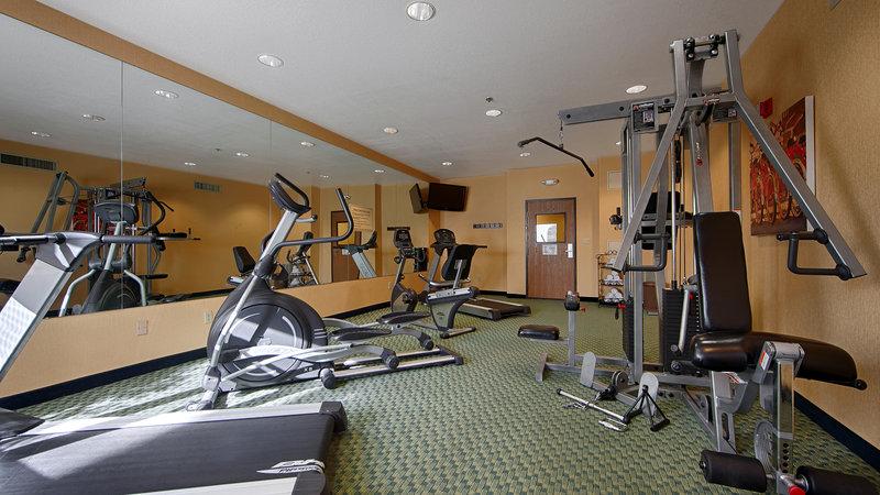 Best Western Plus Fresno Inn-Fitness Center<br/>Image from Leonardo