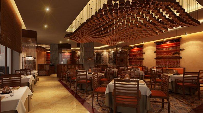 Secrets Playa Mujeres - RestaurantElPatio <br/>Image from Leonardo