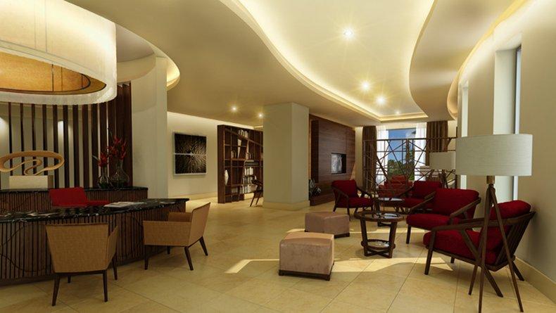 Secrets Playa Mujeres - Lounge <br/>Image from Leonardo