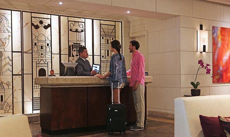 Intercontinental San Salvador - Metrocentro Mall-Concierge<br/>Image from Leonardo