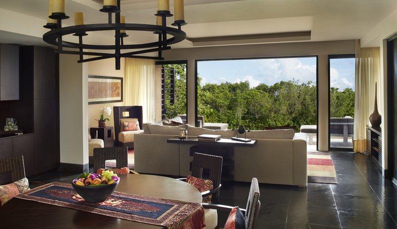 Fairmont Mayakoba - Three-Bedroom Family Residence <br/>Image from Leonardo