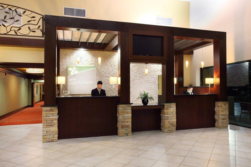 Holiday Inn Asheville - Biltmore West-Front Desk<br/>Image from Leonardo