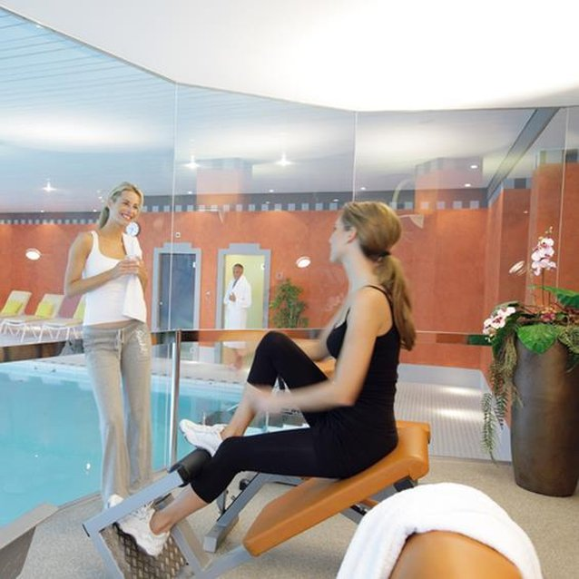 Lindner Grand Hotel  Beau Rivage-Fitness<br/>Image from Leonardo