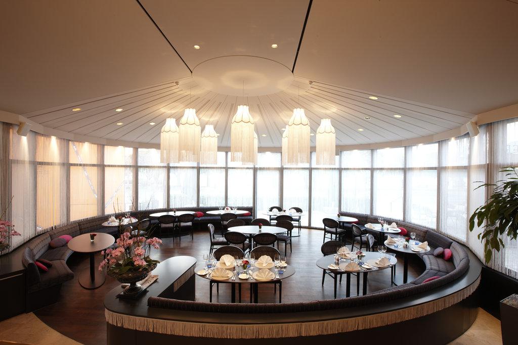 Hotel Schweizerhof Luzern-Restaurant Pavilion<br/>Image from Leonardo