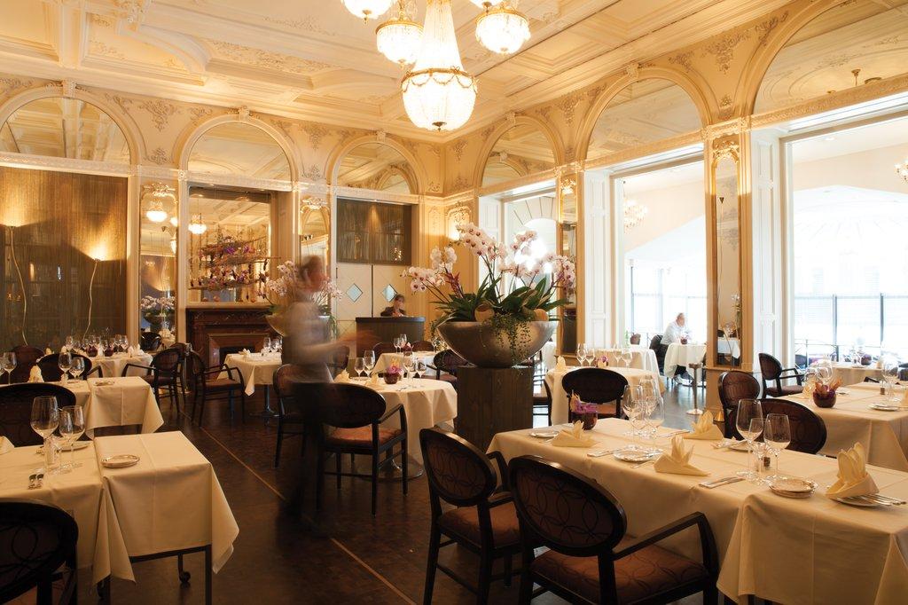 Hotel Schweizerhof Luzern-Restaurant Galerie<br/>Image from Leonardo