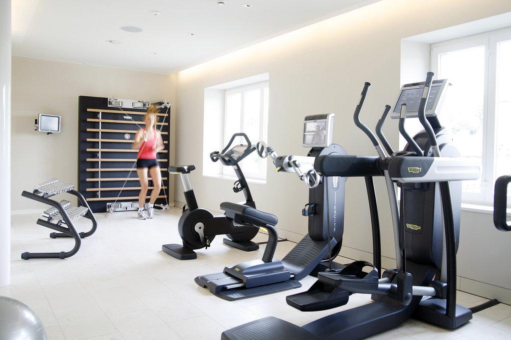 Hotel Schweizerhof Luzern-Fitness Area<br/>Image from Leonardo