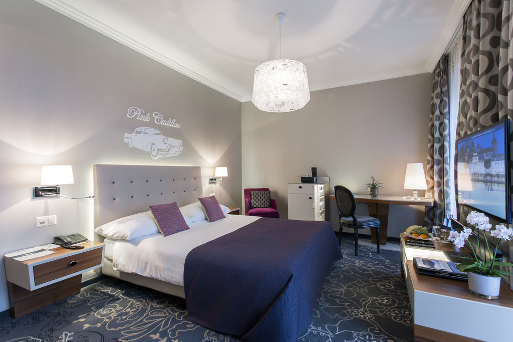 Hotel Schweizerhof Luzern-Rooms Standard Room City<br/>Image from Leonardo