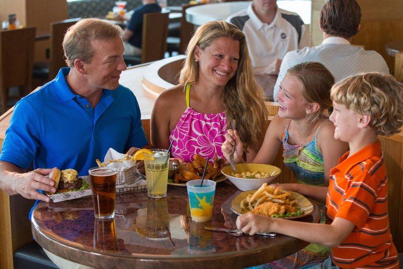 Hilton Garden Inn Virginia Beach Oceanfront-Family Dining at Lager Heads<br/>Image from Leonardo