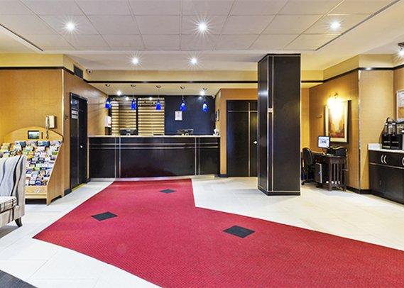 Comfort Hotel Downtown Toronto-Comfort<br/>Image from Leonardo