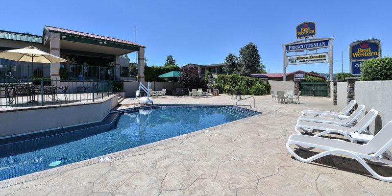 Best Western Prescottonian-Pool Area<br/>Image from Leonardo