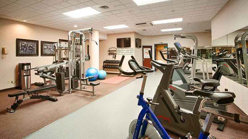 Best Western Plus Port OCall Hotel-Exercise Facility<br/>Image from Leonardo