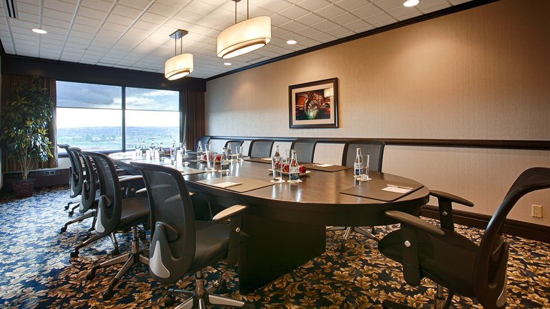 Best Western Plus Port OCall Hotel-Meeting Room<br/>Image from Leonardo