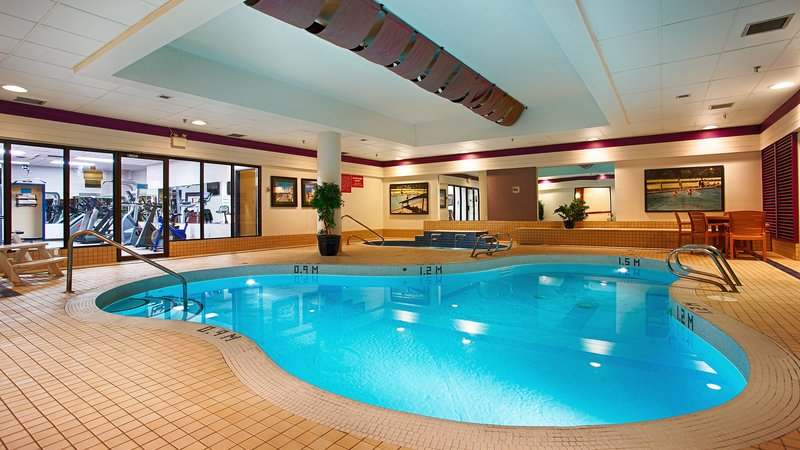 Best Western Plus Port OCall Hotel-Indoor Pool<br/>Image from Leonardo