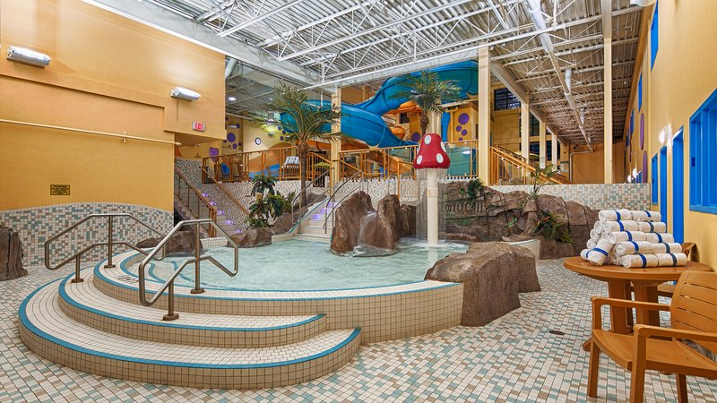 Best Western Plus Port OCall Hotel-Waves Water Park<br/>Image from Leonardo