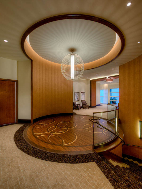 Hilton Garden Inn Virginia Beach Oceanfront-Prefunction Area<br/>Image from Leonardo