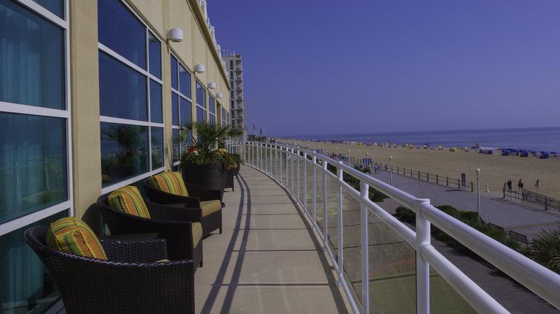 Hilton Garden Inn Virginia Beach Oceanfront-Balcony<br/>Image from Leonardo
