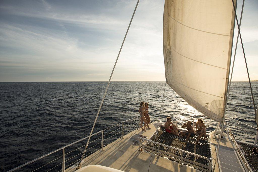 Santa Barbara Beach & Golf Rst - Sailing <br/>Image from Leonardo