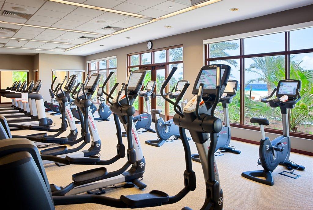 Santa Barbara Beach & Golf Rst - Fitness Center <br/>Image from Leonardo