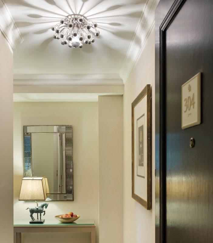 Eliot Apartment Suites-Suite Entrance at The Eliot Hotel Boston<br/>Image from Leonardo