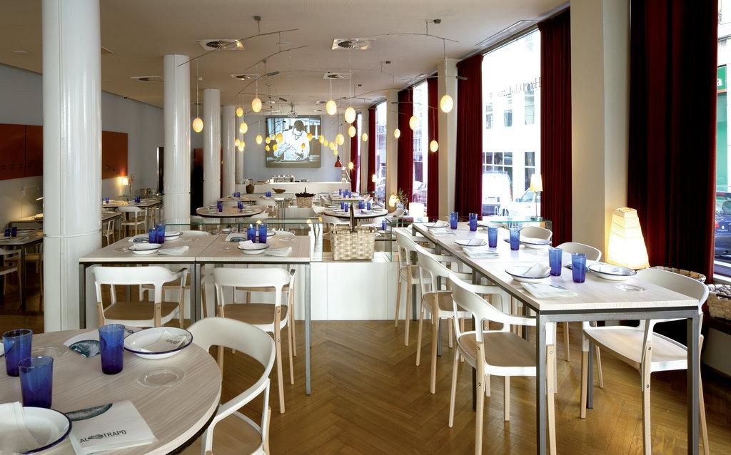 Iberostar Las Letras Gran Via - Restaurant <br/>Image from Leonardo