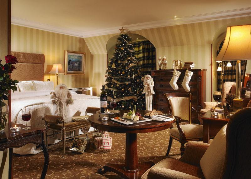 Hayfield Manor-Christmas Suite<br/>Image from Leonardo