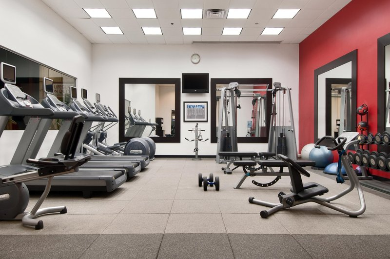 DoubleTree by Hilton Hotel Philadelphia Airport-Fitness Center<br/>Image from Leonardo