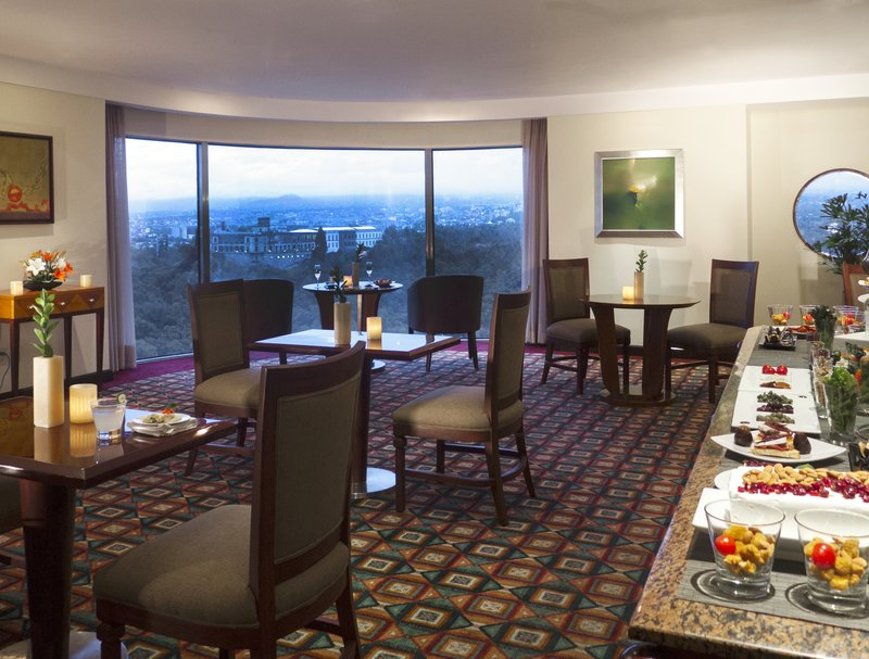 Grand Fiesta Americana Chapultepec-Executive Lounge<br/>Image from Leonardo