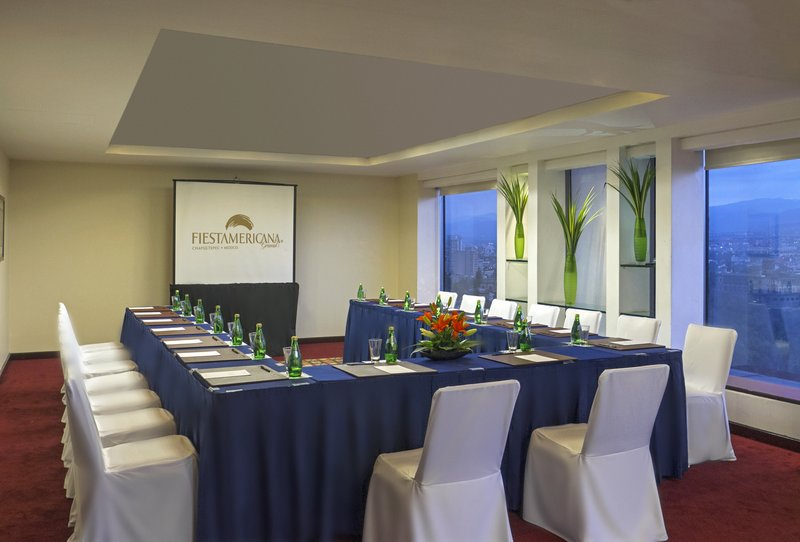 Grand Fiesta Americana Chapultepec-Meeting Room Bosques<br/>Image from Leonardo