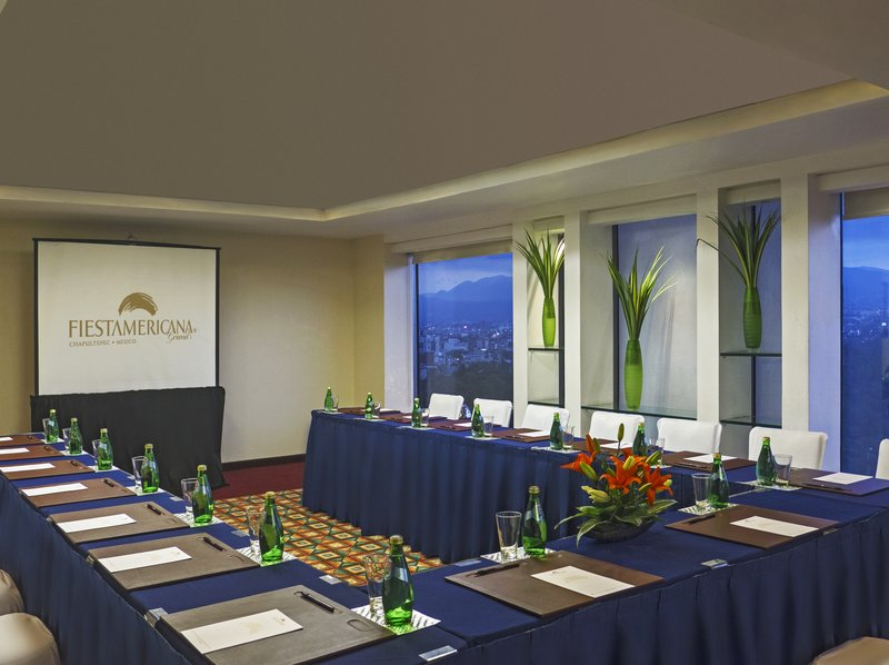 Grand Fiesta Americana Chapultepec-Meeting Room Bosques <br/>Image from Leonardo