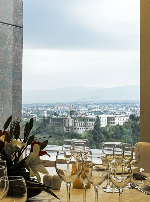 Grand Fiesta Americana Chapultepec-Meeting Room Castillo 3<br/>Image from Leonardo
