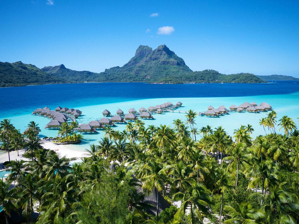 Bora Bora Pearl Beach Resort-Exterior View <br/>Image from Leonardo