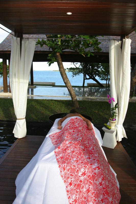 Casa Colonial Beach & Spa-Outdoor Oceanfront Treatment<br/>Image from Leonardo