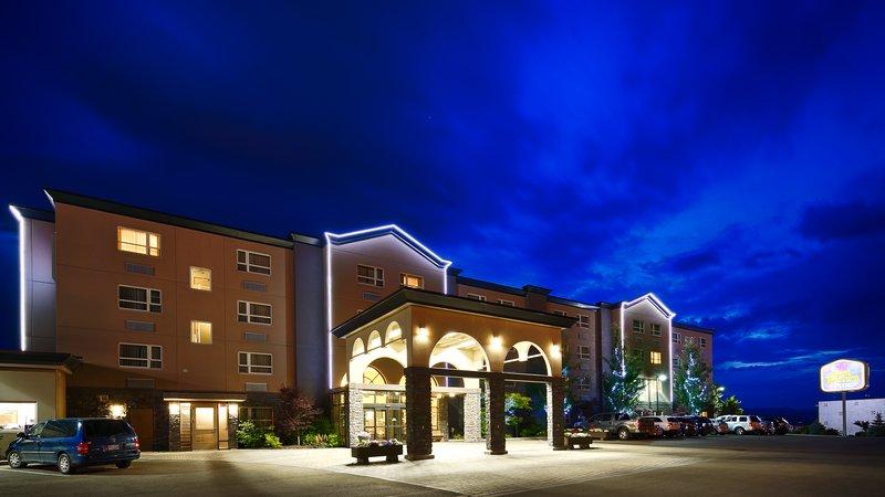 Best Western Plus Kamloops Hotel-BEST WESTERN PLUS Kamloops Hotel<br/>Image from Leonardo