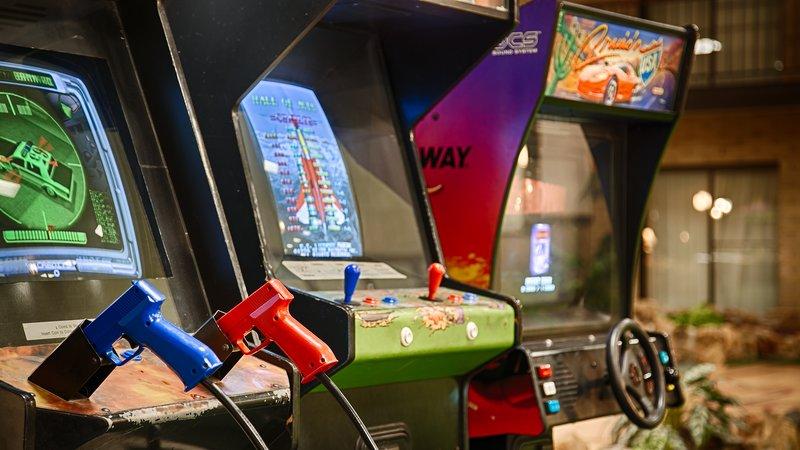 Best Western Wichita North-Video Games<br/>Image from Leonardo
