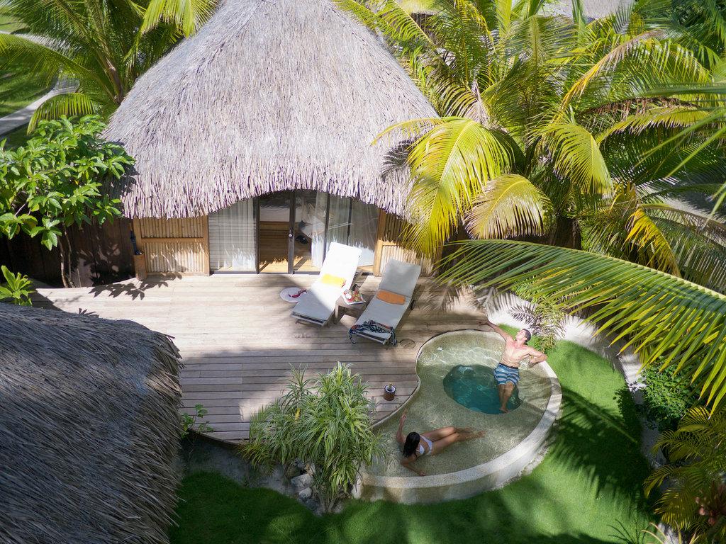 Bora Bora Pearl Beach Resort-Garden Bungalow<br/>Image from Leonardo