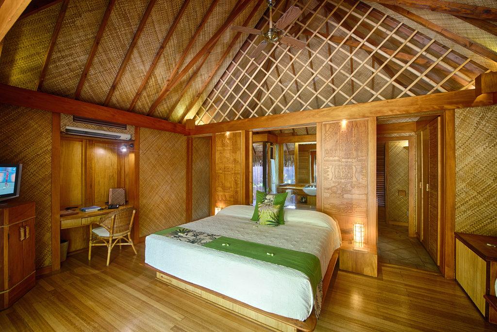 Bora Bora Pearl Beach Resort-Interior Garden Pool Bungalow<br/>Image from Leonardo
