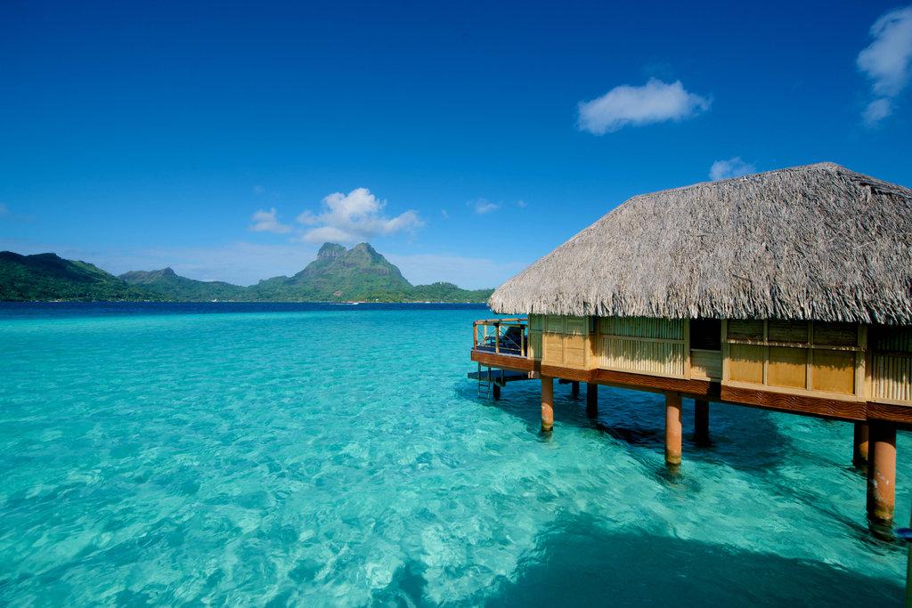 Bora Bora Pearl Beach Resort-Otemanu View Bungalow<br/>Image from Leonardo